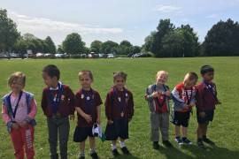 Reception winners